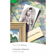 Level 3: A Scandal in Bohemia Book and MP3 Pack - Sir Arthur Conan Doyle