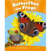 Level 3. Butterflies and Frogs CLIL - Rachel Wilson
