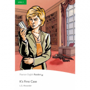 Level 3: Ks First Case Book and MP3 Pack - L. G. Alexander