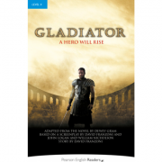 Level 4. Gladiator Book and MP3 Pack - Dewey Gram