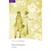 Level 5. Pride and Prejudice Book and MP3 Pack - Jane Austen