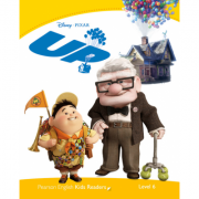 Level 6: Disney Pixar Up - Coleen Degnan-Veness