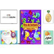 Pachet DZC: Ora de lectura pentru clasa a IV-a. Texte literare, fise de lectura, exercitii, jocuri. Editura Joy, Miade (Contribuie la cresterea fluent imagine librariadelfin.ro