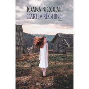 Cartea Reghinei - Ioana Nicolaie imagine libraria delfin 2021