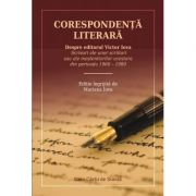 Imagine Corespondenta Literara - Despre Editorul Victor Iova - Mariana
