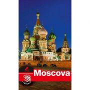 Ghid turistic MOSCOVA - Dana Ciolca, Shutterstock