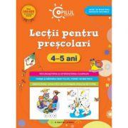 Lectii pentru prescolari (4-5 ani). Copilul destept