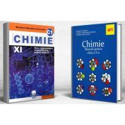 Pachetul pentru Admiterea la Facultatea de Medicina Generala disciplina Chimie organica imagine librariadelfin.ro