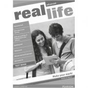 Imagine Real Life Global Advanced Test Book & Audio Cd Pack - Rachael
