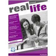 Real Life Global Advanced Workbook & Multi-ROM Pack - Jo Kent