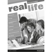 Imagine Real Life Global Pre-intermediate Test Book & Audio Cd Pack -
