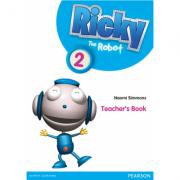 Ricky The Robot 2 Teachers Book - Naomi Simmons