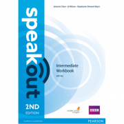 Speakout Intermediate 2nd Edition Workbook with Key - Stephanie Dimond-Bayer