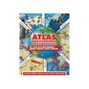 Atlas enciclopedic al Pamantului imagine librariadelfin.ro