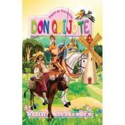 Don Quijote. Repovestire pentru copii