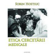Imagine Etica Cercetarii Medicale - Sorin Hostiuc
