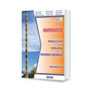 MATEMATICA. Probleme si teste pentru clasa a VIII-a si EVALUAREA NATIONALA. Semestrul al II-lea - Mihaela Singer imagine librariadelfin.ro