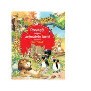 Povestim despre animalele lumii - Tony Wolf