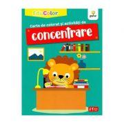 Carte de colorat si activitati de concentrare imagine librariadelfin.ro