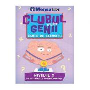 Imagine Clubul Micilor Genii - Carte De Exercitii - Nivelul 2 - Mensa Kids