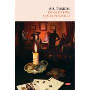 Imagine Dama De Pica Si Alte Povestiri - Vol - 98 - A - S - Puskin