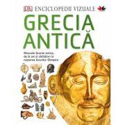Enciclopedii vizuale. Grecia antica - DK