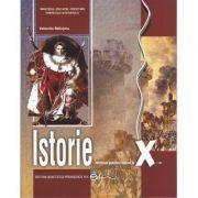 Manual istorie clasa a X-a - Valentin Balutoiu imagine librariadelfin.ro