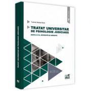 Tratat universitar de psihologie judiciara - Tudorel Badea Butoi imagine librariadelfin.ro