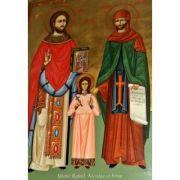 Acatistul Sfintilor Martiri Rafail, Nicolae si Irina. CD audio