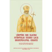 Cantari din slujba Sfantului Ierarh Luca, Arhiepiscopul Crimeei - Pr. Prof. Dr. Nicu Moldoveanu