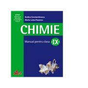 Chimie. Manual pentru clasa a IX-a - Rodica Constantinescu imagine librariadelfin.ro