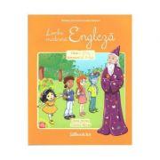 Engleza. Clasa a 3-a, semestrul 2 Manual + CD - Elena Sticlea, Cristina Mircea imagine librariadelfin.ro