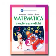 Matematica si explorarea mediului. Manual pentru clasa II - Rodica Chiran, Mihaela Ada Radu, Olga Piriiala imagine librariadelfin.ro