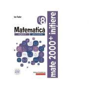 Matematica. Algebra, geometrie. Caiet de lucru. Clasa a VIII-a. Initiere. Partea I, (anul scolar 2019-2020) - Ion Tudor imagine librariadelfin.ro