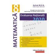 Matematica. Evaluare Nationala 2020 ed. Paralela 45 - Gheorghe Iurea