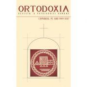 Revista Ortodoxia a Patriarhiei Romane. Cuprinsul pe anii 1949-2017
