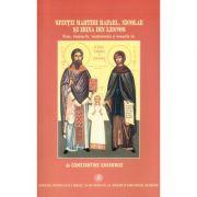 Sfintii martiri Rafael, Nicolae si Irina din Lesvos - Prof. Dr. Constantine Cavarnos