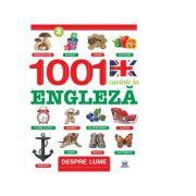 1001 cuvinte in engleza. Despre lume imagine librariadelfin.ro