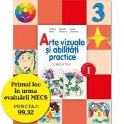 Arte vizuale si abilitati practice. Manual pentru clasa a III-a, semestrul I - Cristina Rizea imagine librariadelfin.ro