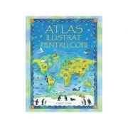Atlas ilustrat pentru copii - Ruth Brocklehurst