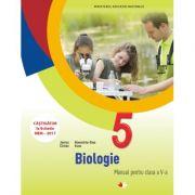 Biologie. Manual. Clasa a V-a - Jeanina Cirstoiu, Alexandrina-Dana Grasu imagine librariadelfin.ro