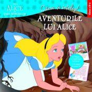 Citesc si inteleg. Aventurile lui Alice. Clasa a II-a - Disney