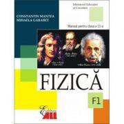 Fizica F1. Manual pentru clasa a XI-a - Constantin Mantea imagine librariadelfin.ro
