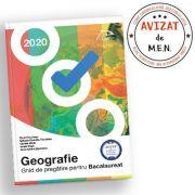 Geografie - ghid de pregatire pentru BACALAUREAT 2020 - Ed. Delfin imagine librariadelfin.ro