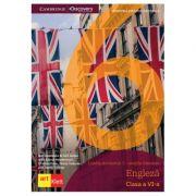 Limba engleza pentru studiu intensiv. Clasa a 6-a. Manual Cambridge - Ben Goldstein