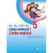 Limba moderna 1. Limba engleza. Manual. Clasa a V-a - Emma Heyderman