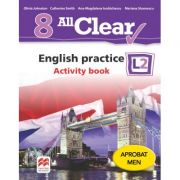Limba moderna 2. Limba engleza, Auxiliar pentru clasa a-VIII-a - Olivia Johnston imagine librariadelfin.ro
