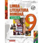 Limba si literatura romana. Clasa a IX-a Standard - Anca Davidoiu Roman, Luminita Paraipan, Dumitrita Stoica imagine librariadelfin.ro