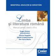 Manual Limba si literatura romana pentru clasa XI-a - Eugen Simion, Florina Rogalski, Daniel Cristea Enache, Dan Horia Mazilu imagine librariadelfin.ro