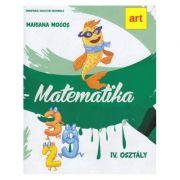 Manual matematica. Clasa a IV-a. In limba maghiara. Matematika. IV. Osztaly - Mariana Mogos imagine librariadelfin.ro